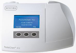 Arkray PocketChem A1c (POCT)